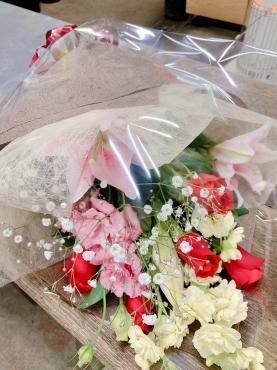 送別用花束